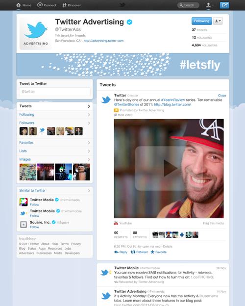 Twitter, Twitter Profile, Twitter