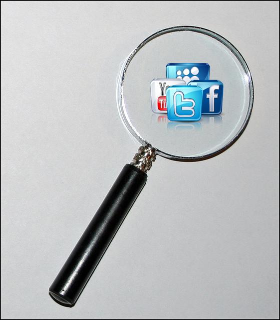 social media background check