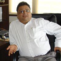 Interview With :    Fake Rakesh Jhunjhunwala, Parody Blogger