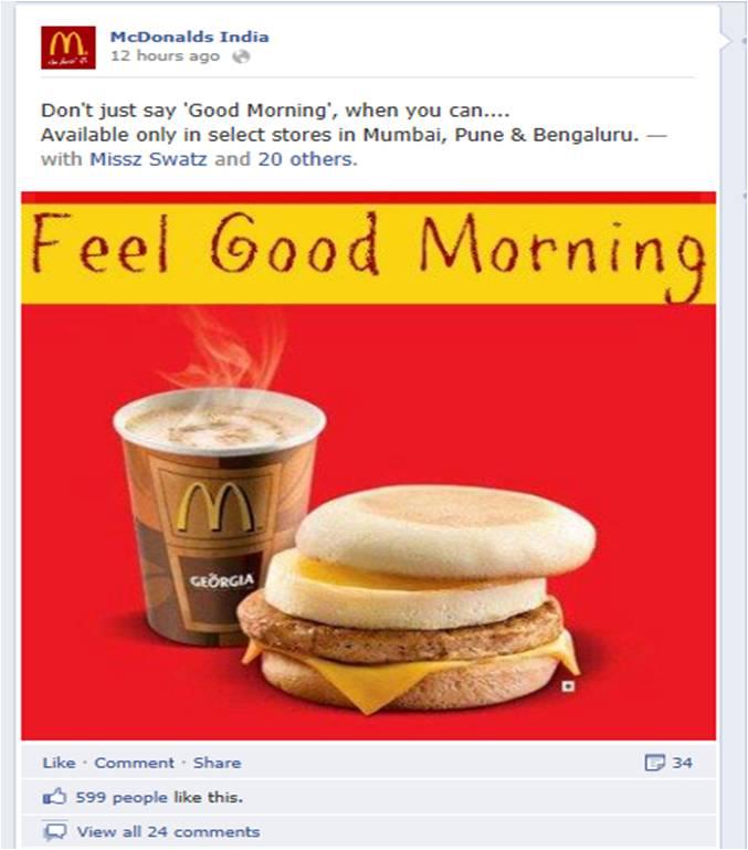 MacD, McDonalds, Burgers, McDonalds Burger, French Fries, McDonalds Breakfast