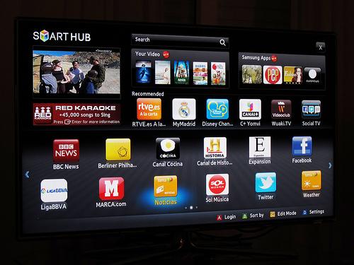 Smart Social TV