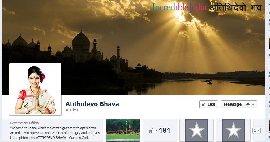 Atithidevo bhava