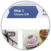 Send Facebook Gift