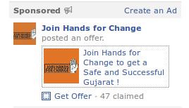 misleading facebook offer