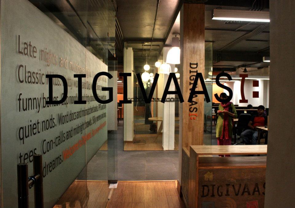 Digivaasi office