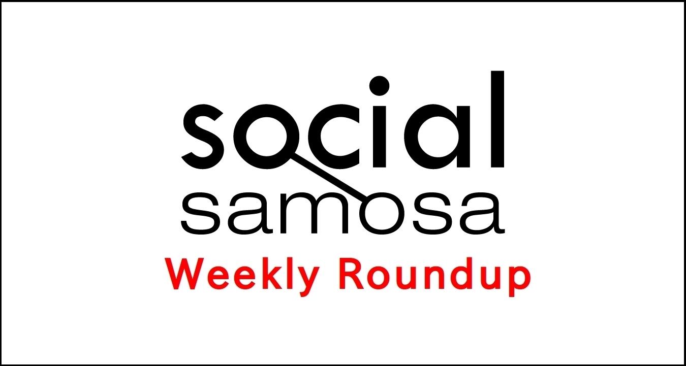 Social Samsoa Weekly Roundup