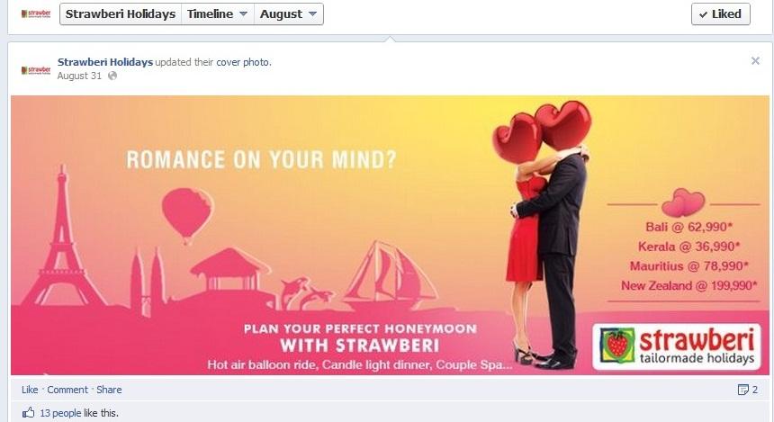 Strawberi holidays