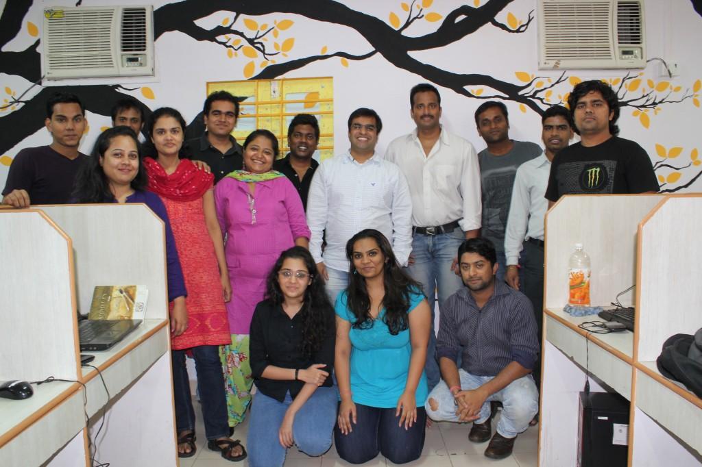 SocioSquared team