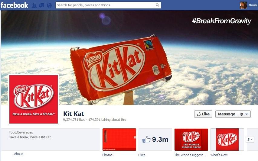 facebook kitkat global