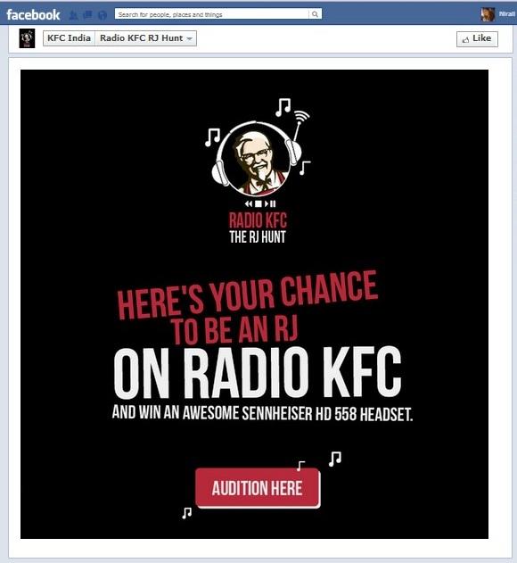 KFC RJ hunt