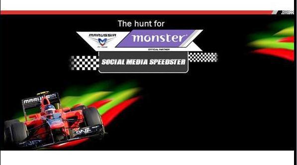 social media speedster