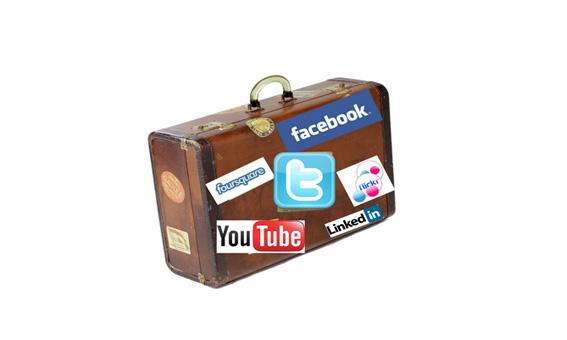 Social Media travel companies