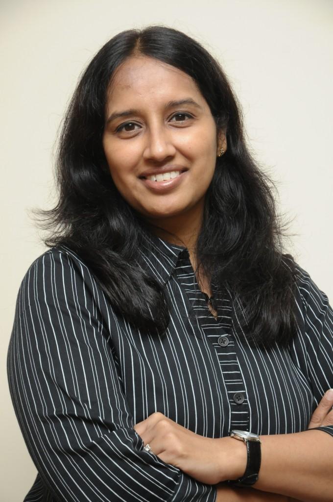 Anuradha Vodafone India Senior Vice President Brand Communication