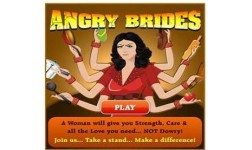 Shaadi.com's 'Angry Brides' Campaign Bags Award at the 4th Internationalist Awards