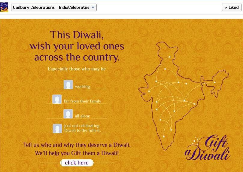 cadburry celebrations india celebrates