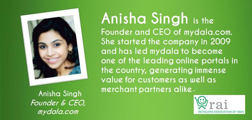 Anish Singh Mydala.com