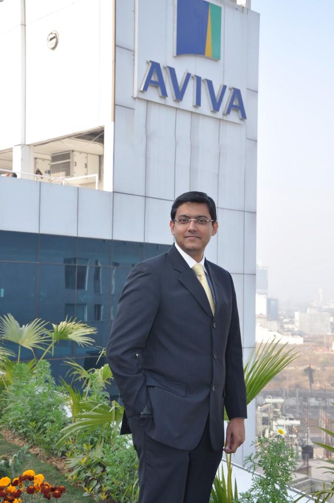 Gaurav Rajput  Aviva India
