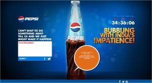 Pepsi India Cantwaitabhi