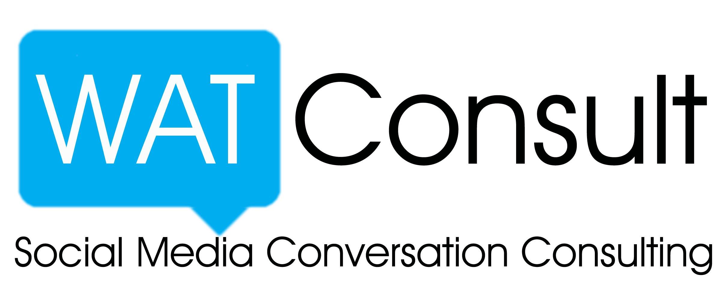 Social media agency functionality: WATConsult