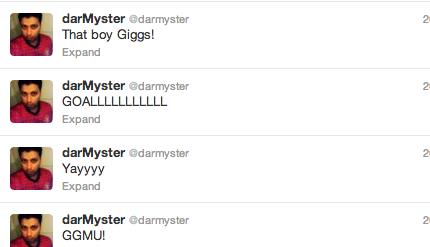live Tweeters