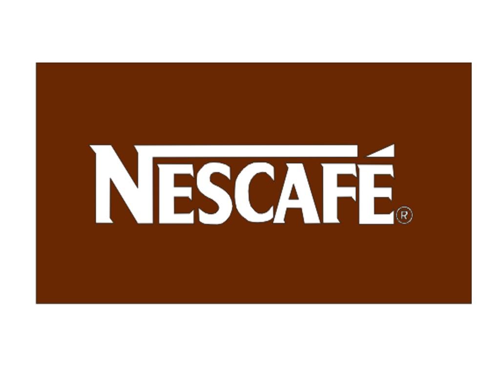 Nescafe, Logo