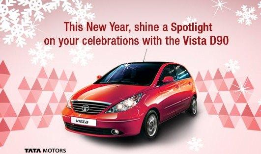Social Media Campaign Review Vista D90 By Tata Motors