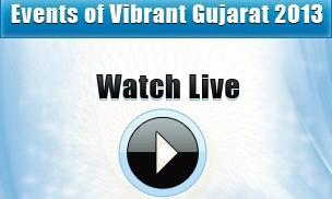 vibrant gujarat 2013 live