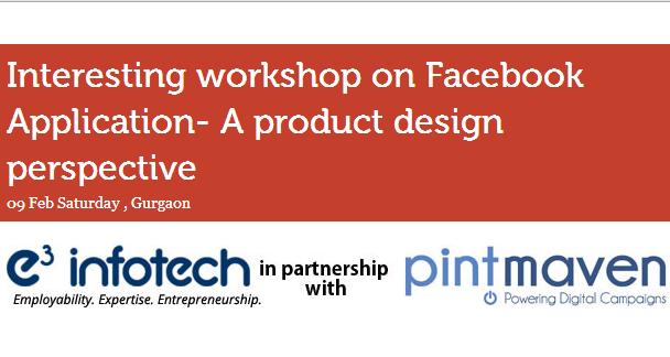 Facebook Application Design workshop