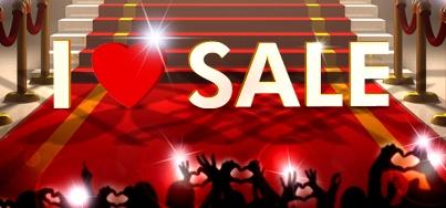 myntra.com i love sale