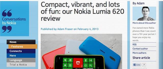 Nokia Blog
