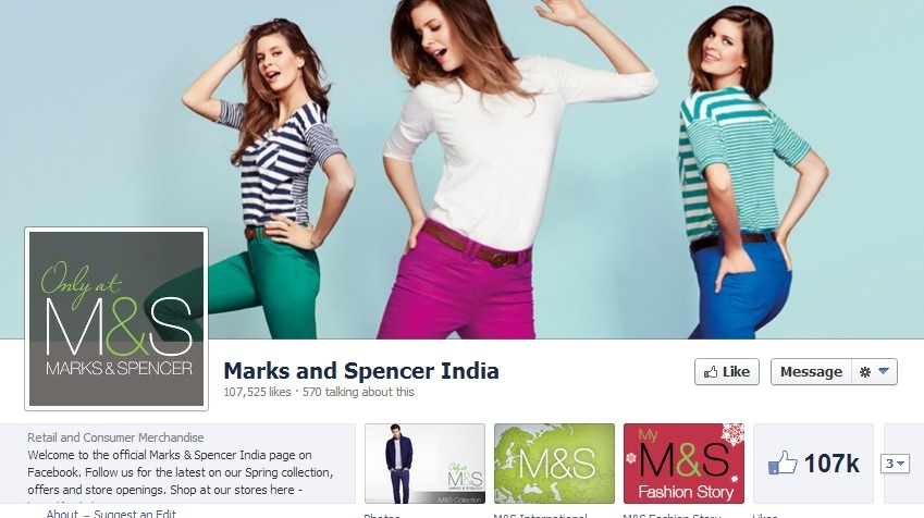 5 facebook fashion pages having great content