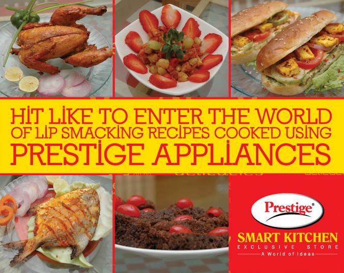 Social Media Campaign Review: Prestige Smart Kitchen Smart ...