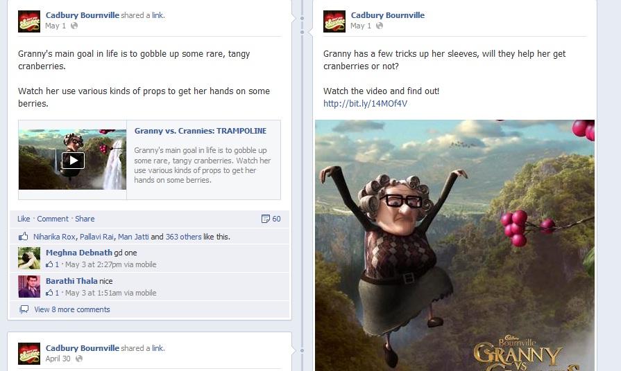 granny Facebook