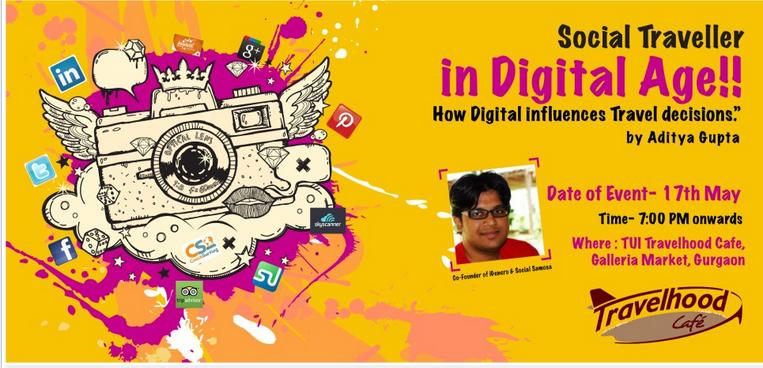 Social Traveller in Digital Age