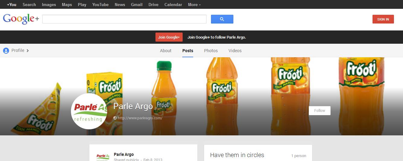 Googleplus eg