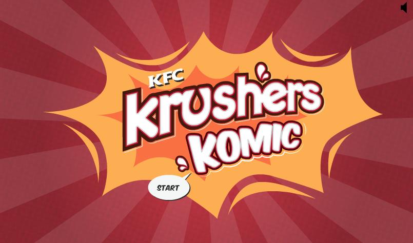 kfc krushers flavours