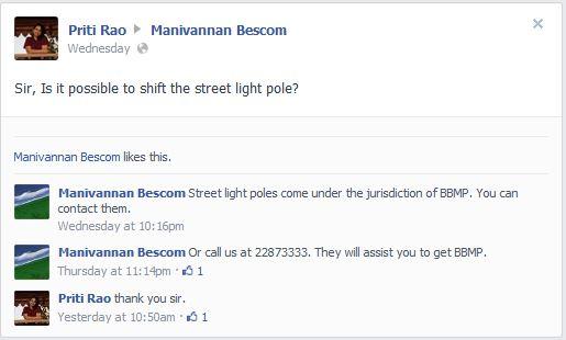 bescom Manivannam Facebook