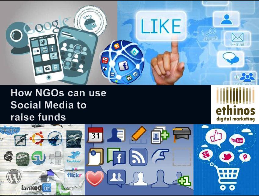 social media for ngo