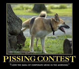 Pissing Contest