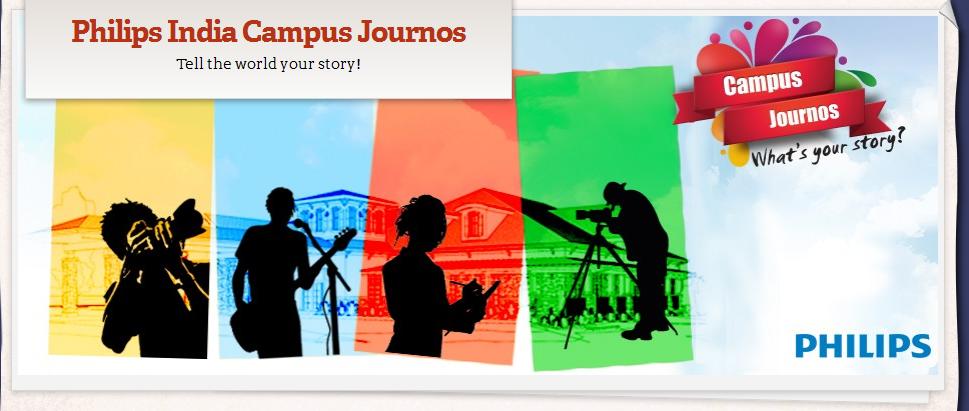 philips Campus journos