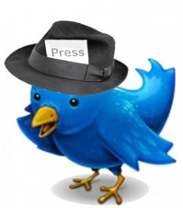 Journalists on Twitter