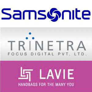 Lavie Samsonite Trinetra