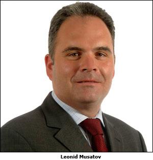Leonid Musatov MTS CMO