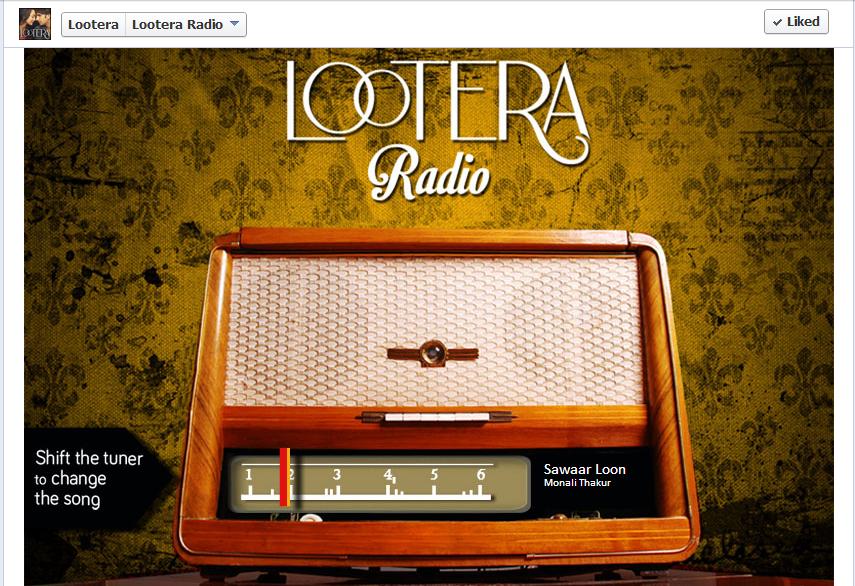Lootera radio
