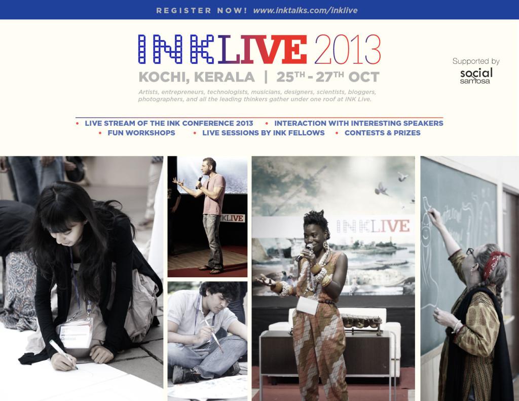 INK Live 2013