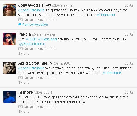 ZeeCafe (ZeeCafeIndia) on Twitter