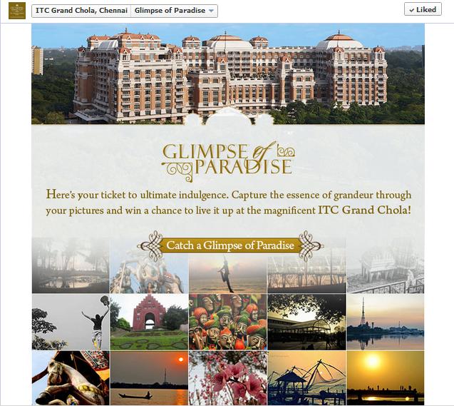ITC Grand Chola Chennai Glimpse of Paradise