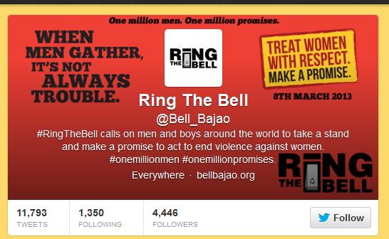 bell bajao social media campaign
