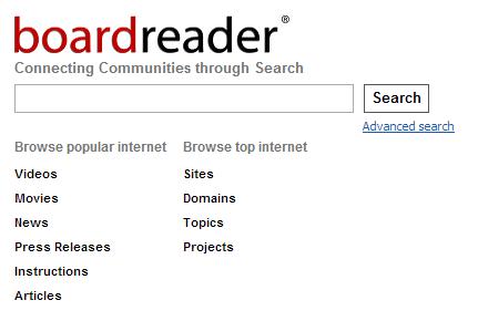 borad reader