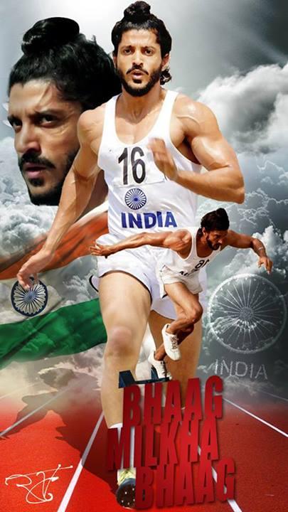 Bhag Milkha Bhag Poster 3